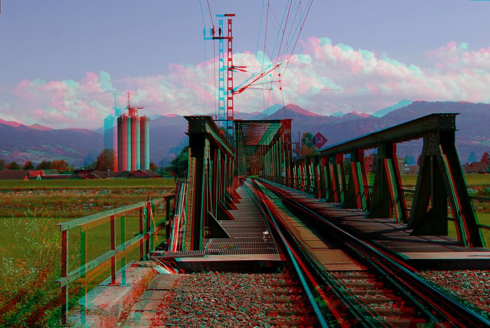 Die Brücke - 3D