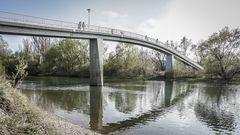 Die Brücke am...