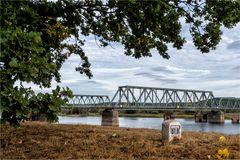 Die Brücke bei Neurüdnitz