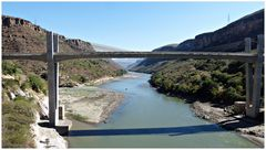 Die Brücke über den Nil......................