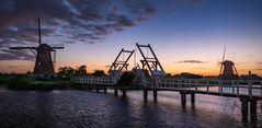Die Brücke und die Mühle
