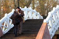 Die Brücke vom alten ins neue Jahr....