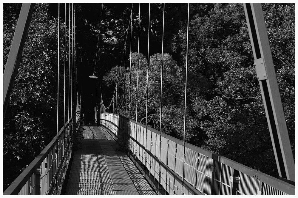 Die Brücke von meiner Vergangenheit und Gegenwart zu meiner Zukunft...