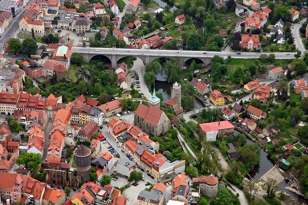 Die Brücke zur Altstadt- Bautzen