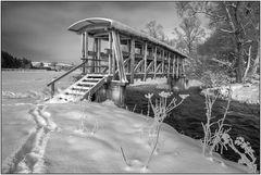 Die Brücken am Fluss