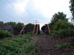 Die Brücken über die Helenenstraße