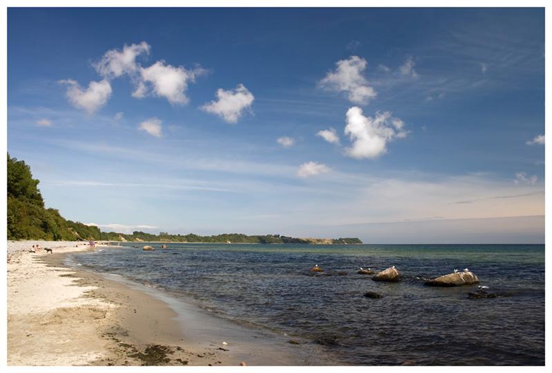 Die Bucht ... :-)