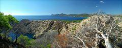 Die Bucht von Cala Rajada