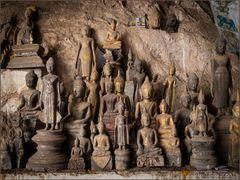 Die Buddhastatuen