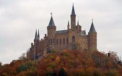 Die Burg der Hohenzollern
