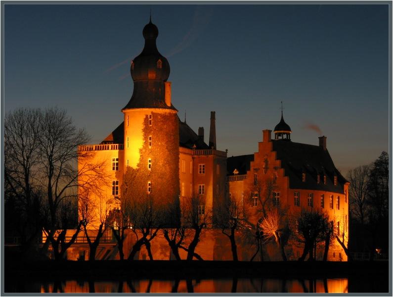 Die Burg Gemen, im Herzen des Münsterlandes