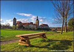 Die Burg Querfurt (MMXVI)