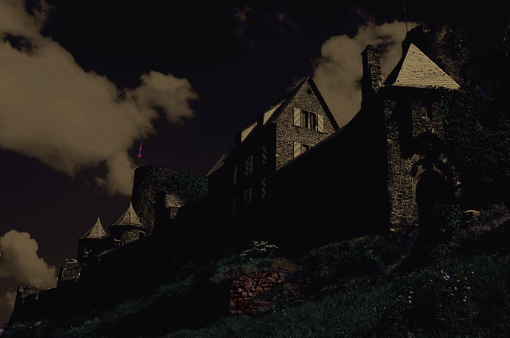 Die Burg Thurant ...
