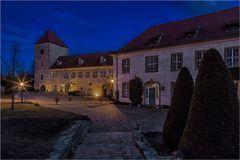 Die Burg Wanzleben