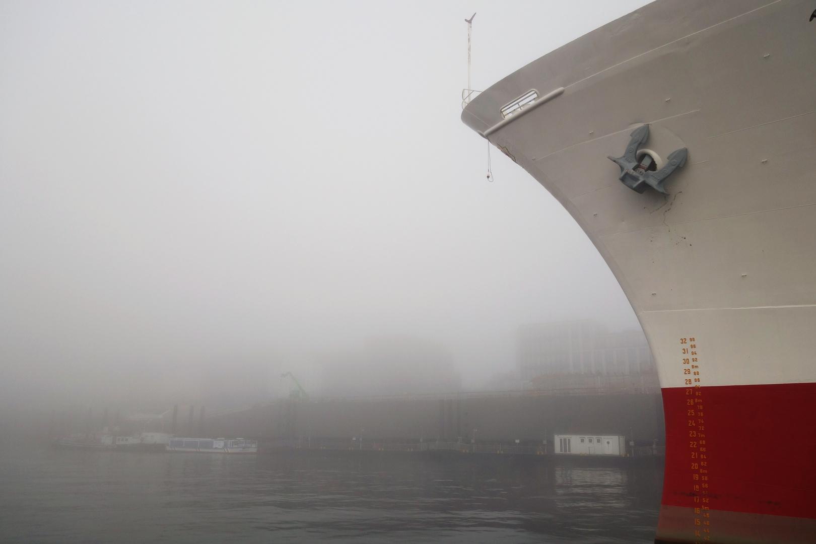 Die Cap und die Nebelsuppe