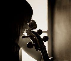 Die Cellistin