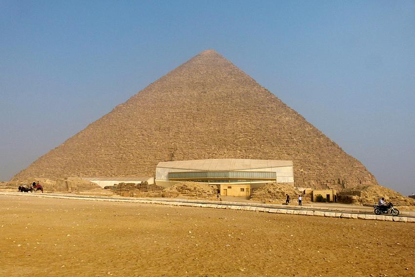Die Cheops Pyramide