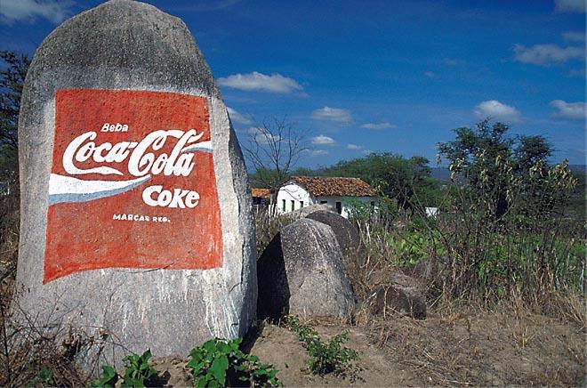 Die Cocacolarisierung der Welt