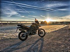 Die coolere Motorradsaison hat begonnen