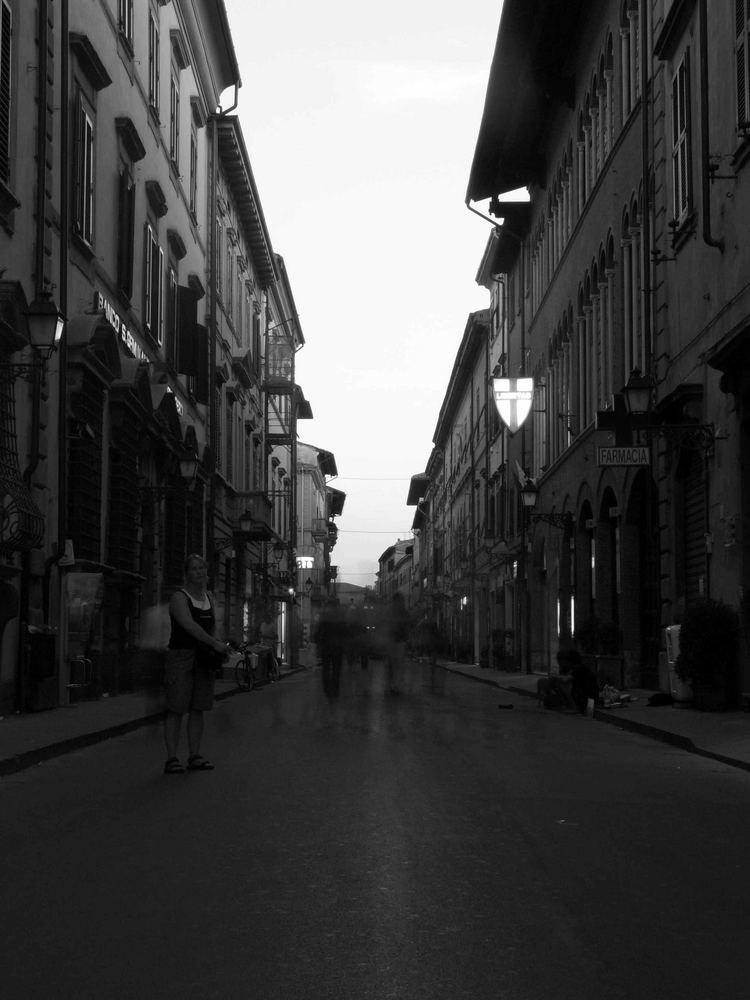 Die Cordi in Pisa und die Zeit scheint still zu stehen!