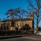 Die Cranger Kirche