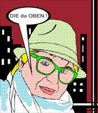 DIE da OBEN !