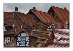 Die Dächer.....