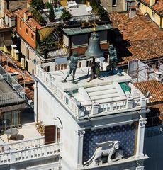 die Dächer Venedigs