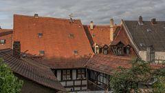 die Dächer von Bamberg