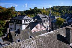 Die Dächer von Monschau