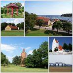 Die dänische Hafenstadt Vordingborg