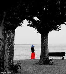 Die Dame am See