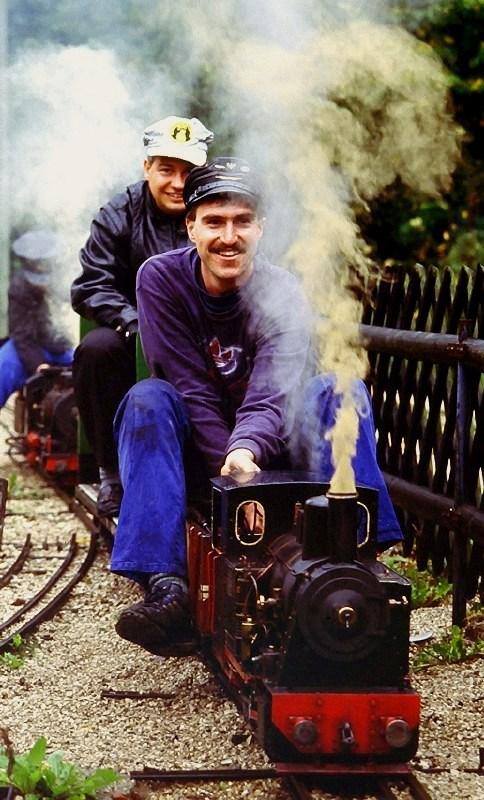 Die Dampfmacher ...