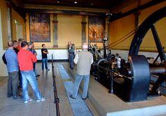 °°° Die Dampfmaschine - Ein Maschinenraum wie wir ihn kennen ? °°°
