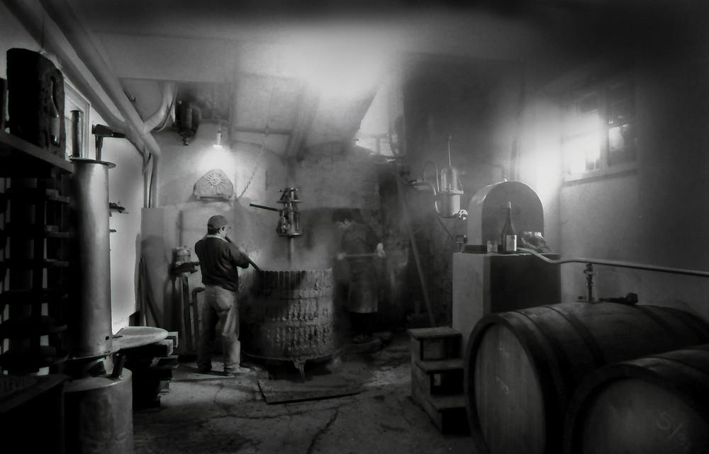 Die Destillerie
