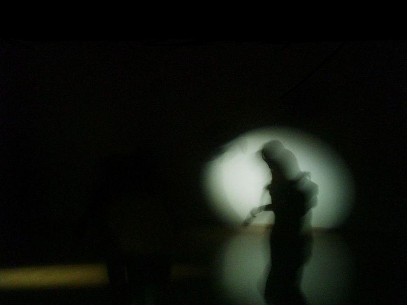 ..die, die mit dem Licht tanzt..