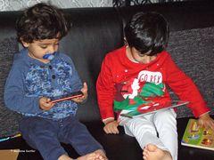 Die Digi Kids wünschen frohe Weihnachten :-)