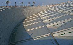Die digitale Sonnenscheibe von Alexandria