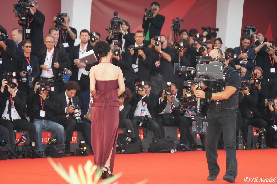 Die Diva und die Fotografen