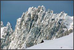 Die Dolomiten der Schweiz