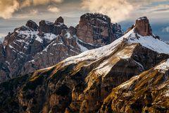Die Dolomiten, Italien