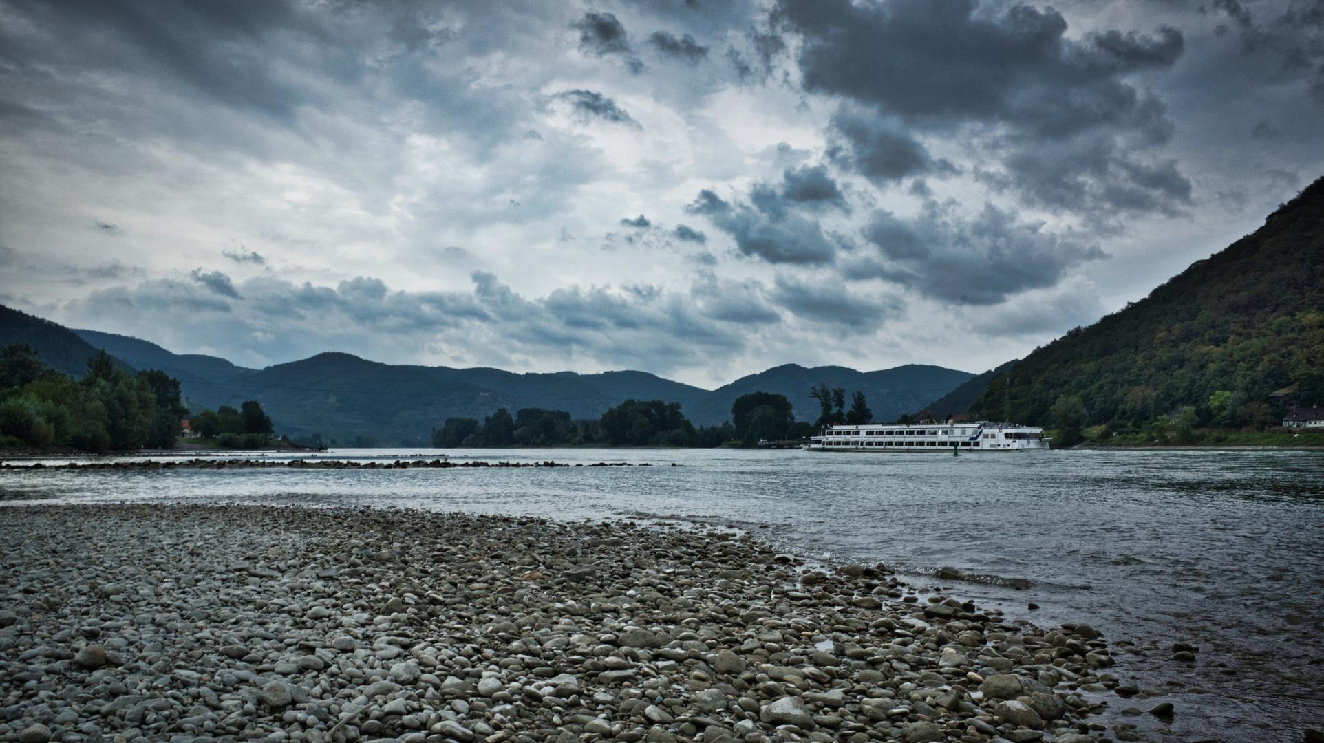 Die Donau in Niederösterreich