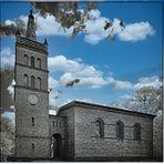 Die Dorfkirche in Potsdam