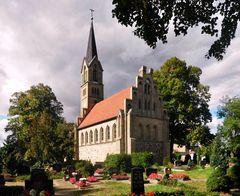 Die Dorfkirche von Glindow
