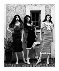 die drei Damen von....