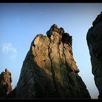 Die drei Felsen