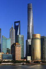 Die drei höchsten Gebäude