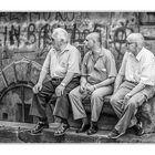 Die drei von Lucca