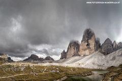 Die drei Zinnen, Südtirol