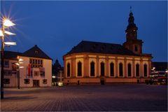 Die Dreifaltigkeit Kirche in Worms